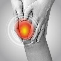 ひざの痛みの症状と原因 イメージ