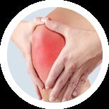 SCAFF天然関節治療の特徴 イメージ
